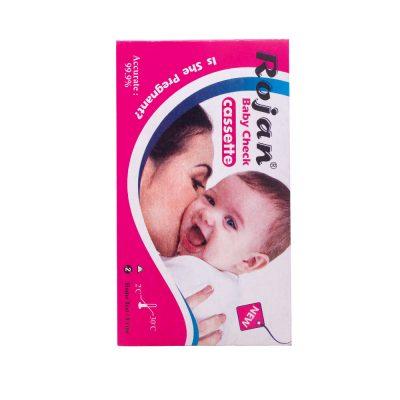 تست بارداری کاستی روژان