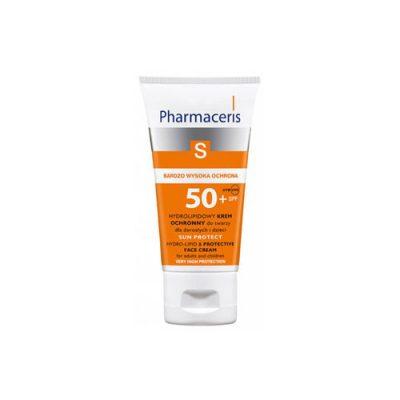 ضد آفتاب فارماسریز SPF50 حجم 50 میلی لیتر