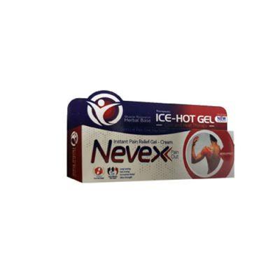 ژل ماساژ ضد درد ۱۰۰ میل (سرد و گرم ) NEVEX